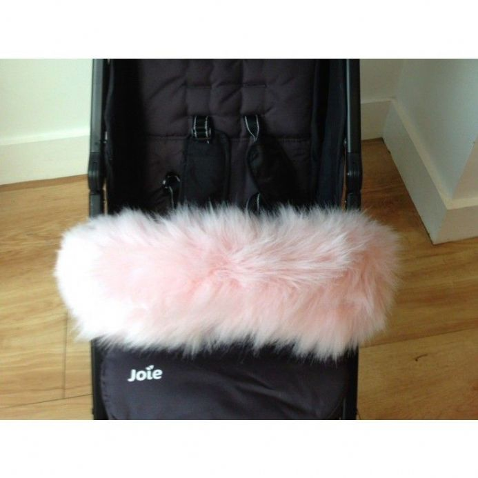Pram Bar Faux Fur